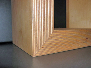 Plywood Multiplex Ecose 174 Technology